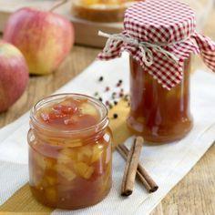 Tomaten-Apfel- Konfitüre