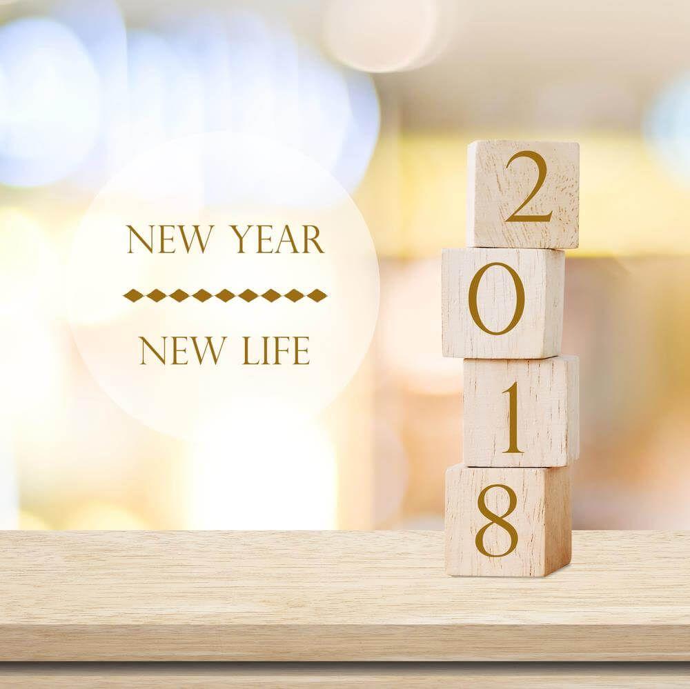 Happy New Year Greetings 2018 | aniversário | Pinterest | Wallpaper ...