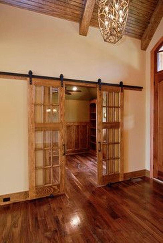 46 Beautiful Bedroom Door Design Ideas Design in 2020