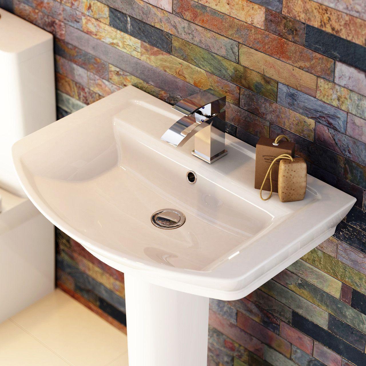 49 ideal bathroom sink ideas for small bathroom space modern decor rh pinterest com