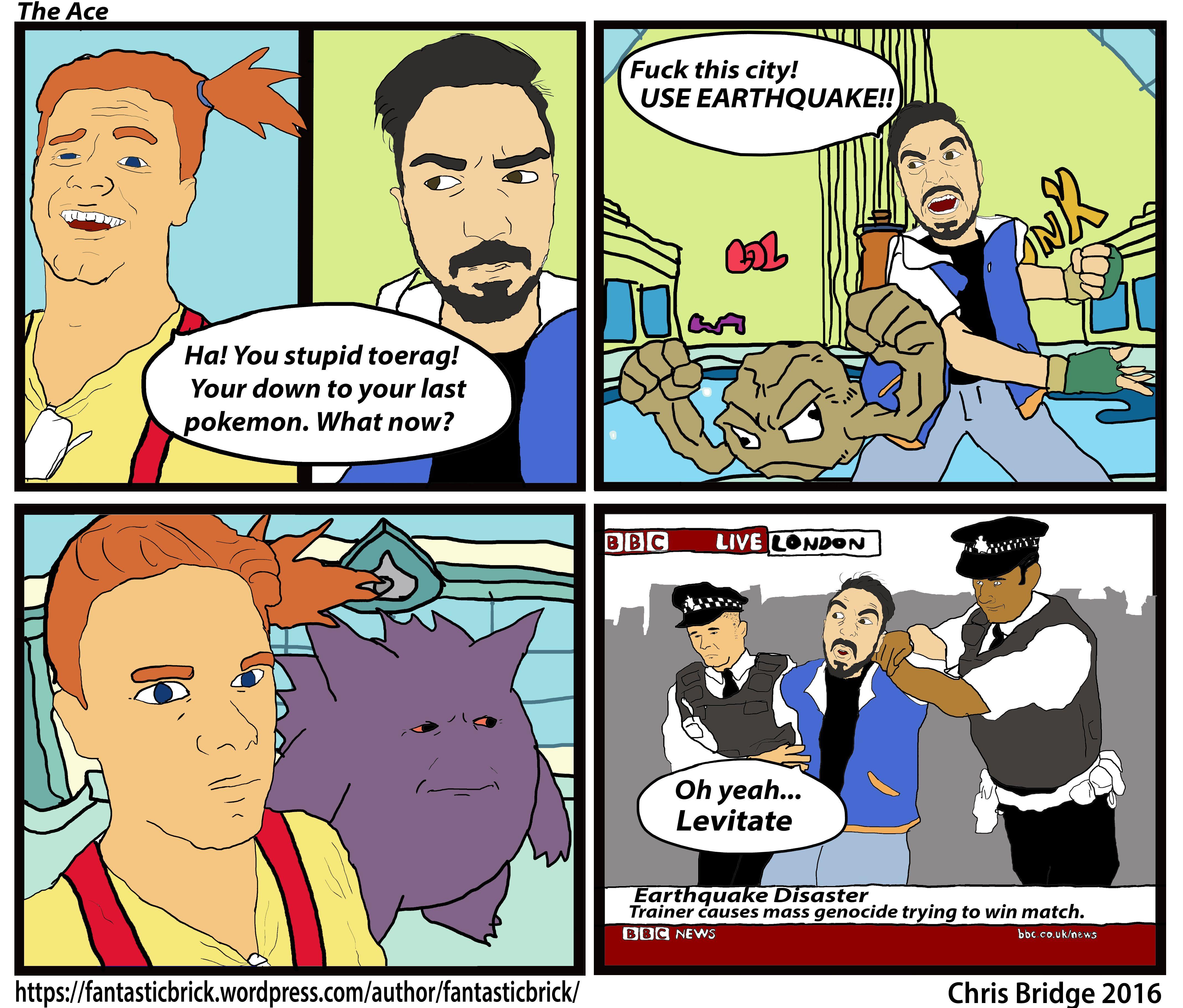 webcomic webcomics digitalart pokemon comics by fantasticbrick