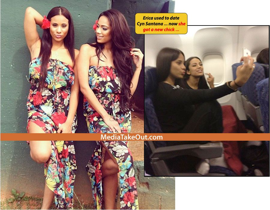 Love And Hip Hop's Erica Mena Is CAUGHT . . . Cheating On Her LESBIAN LOVER