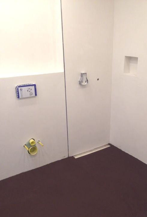 fugenloses bad ohne fliesen als badgestaltung in wiesbaden frankfurt mainz wiesbaden mainz. Black Bedroom Furniture Sets. Home Design Ideas