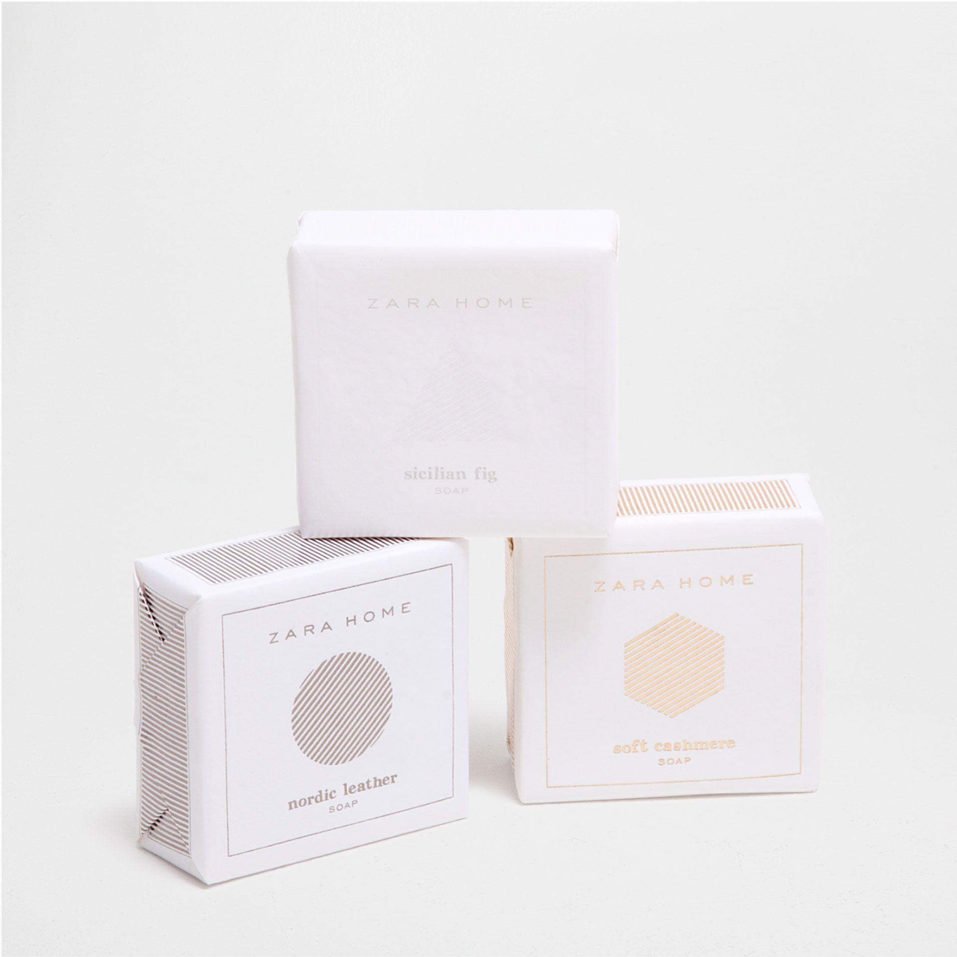 NORDIC LEATHER SOAP BAR - Nordic Leather - Scents - Fragrances | Zara Home United Kingdom