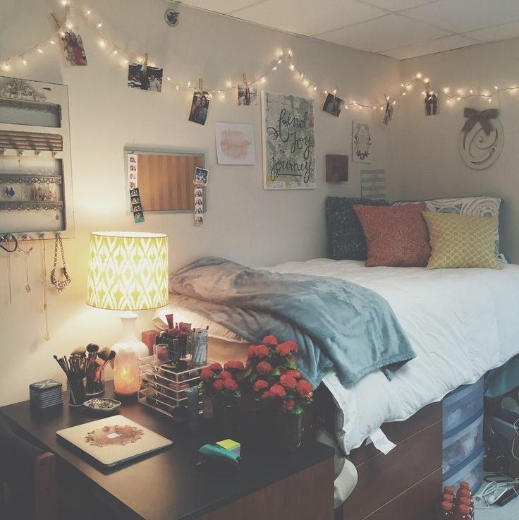 43 Ideen für eine effiziente Organisation von Schlafsälen 27 #collegedormroomideas