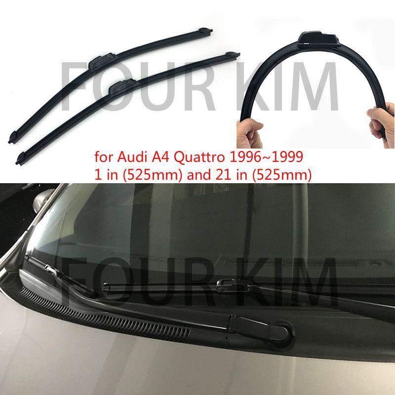 for audi a4 quattro 1996 1999 car windscreen wiper frameless u j rh pinterest co uk
