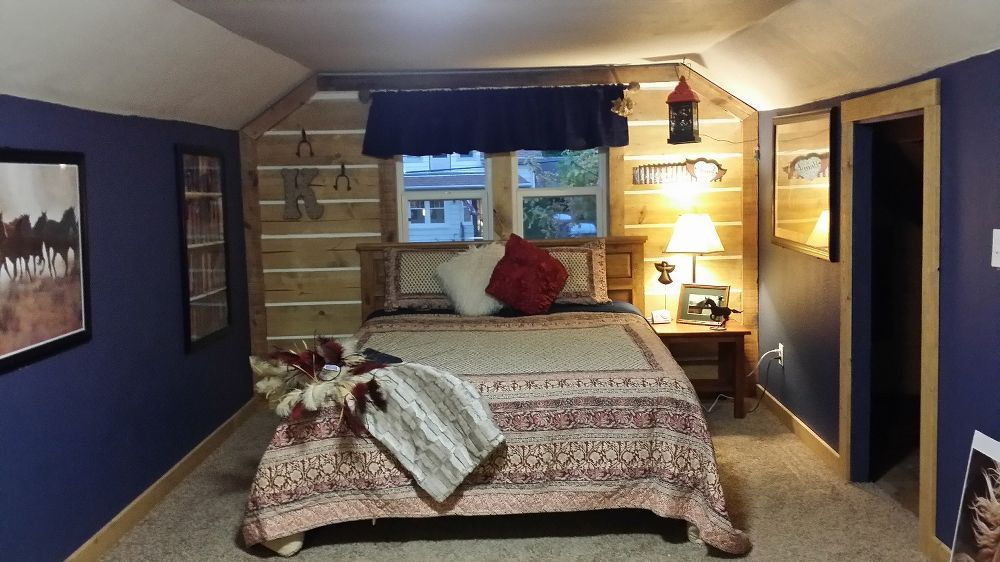Horse Themed Bedroom Makeover Horse themed