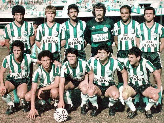 Coritiba FC, 1986.