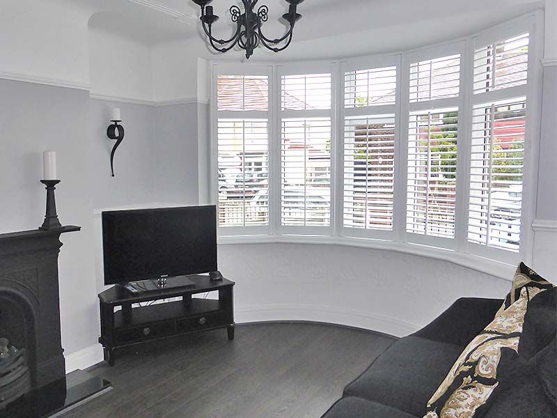 View our range of shutters we have
