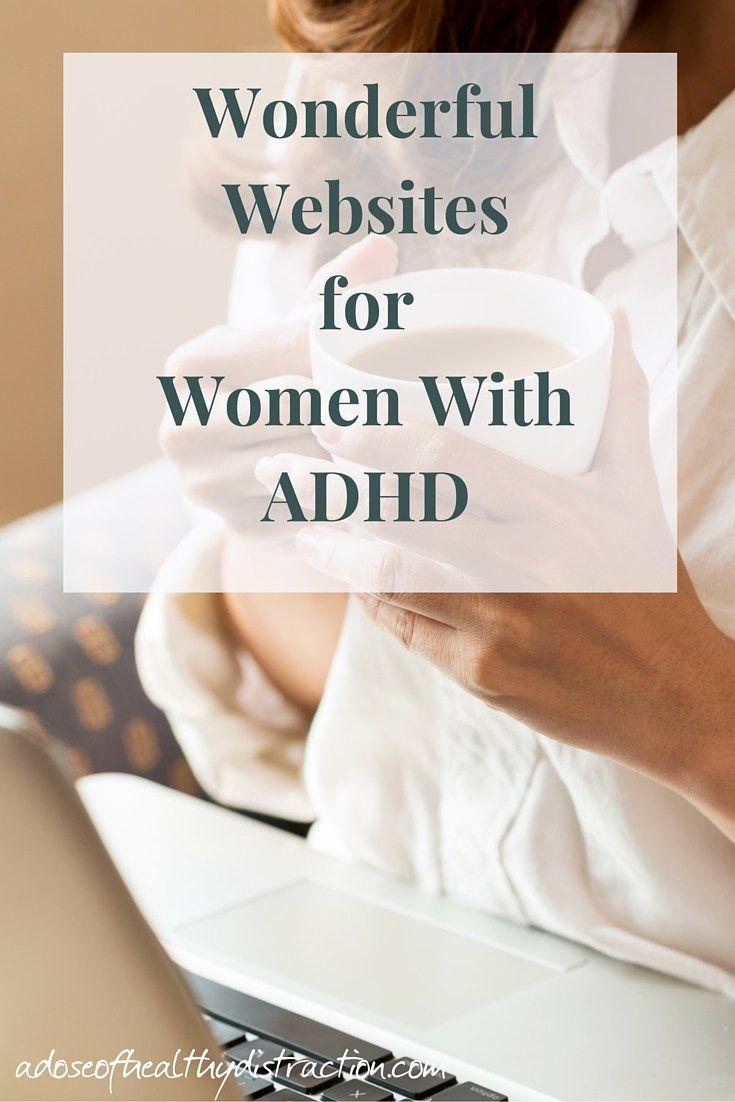 Adult add in women