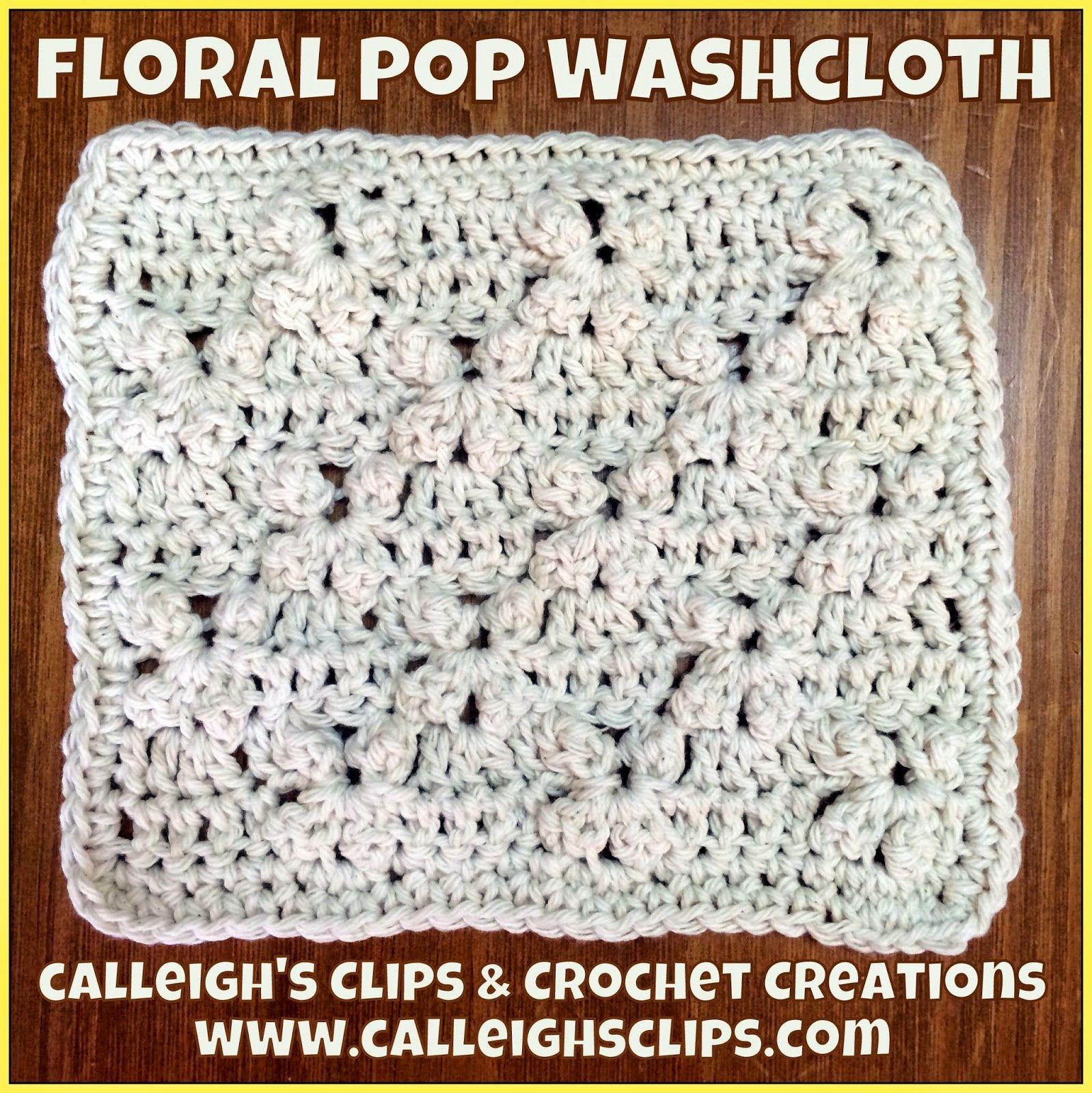 25 Crochet Patterns - Floral Fixation - Flowers, Flowers, Flowers ...