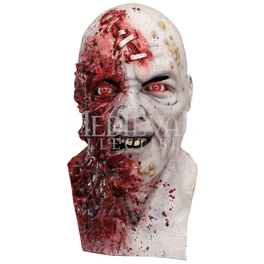 Necromutant Mask - HS-26290 by Medieval Collectibles