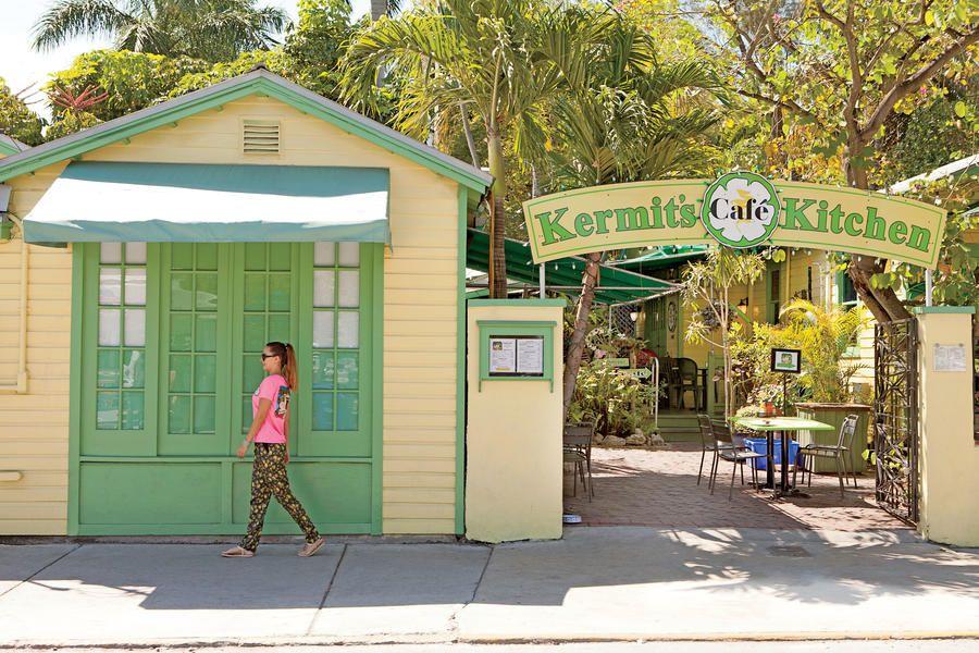 The South's Best Frozen Treats: Kermit's Key West Key Lime Shop in Key West, FL