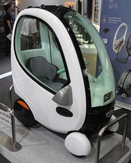 Huvo Single Seater Electric Vehicle Weighs 150kg Only