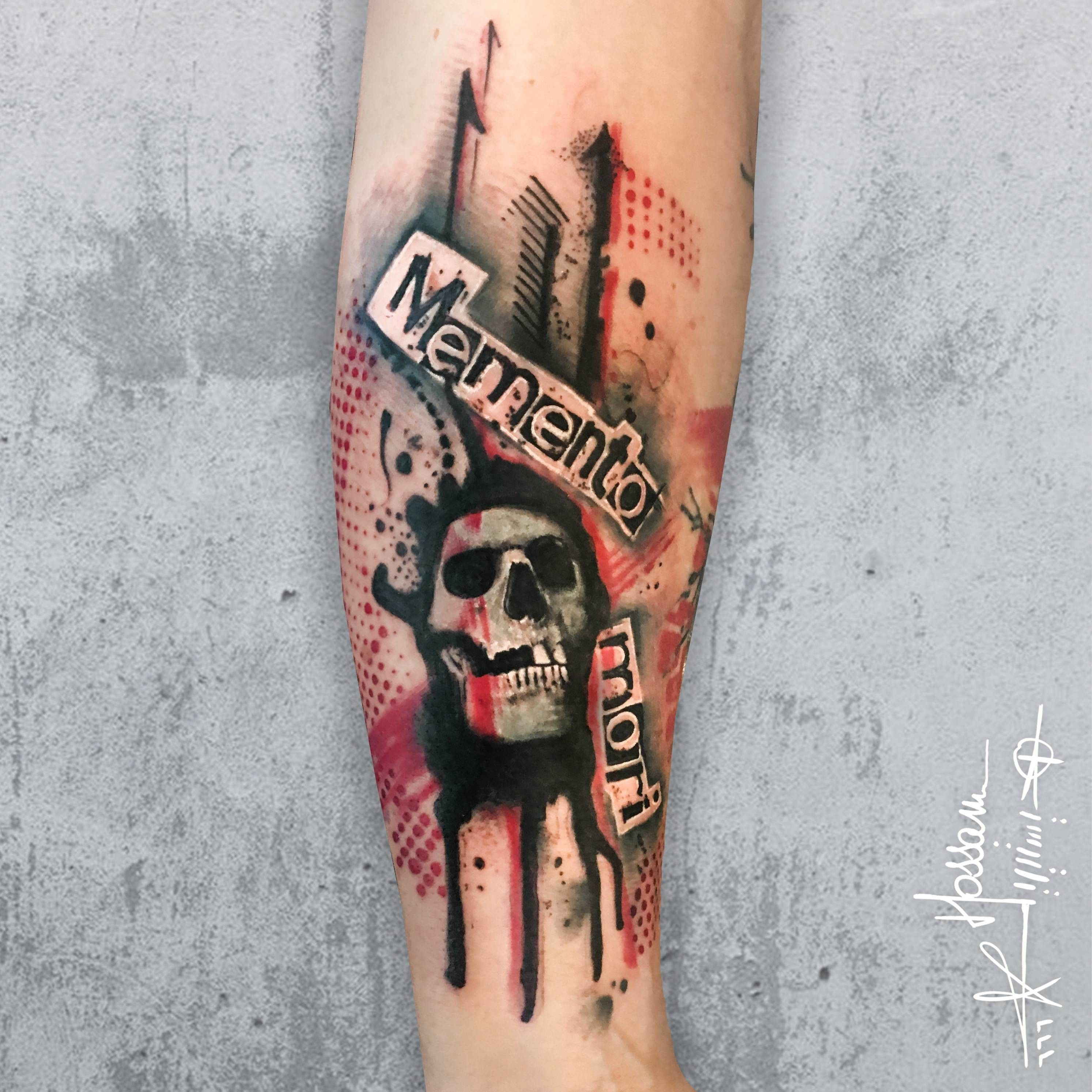 95 Amazing Trash Polka Tattoos Trash Polka Tattoo Trash Polka Trash Polka Tattoo Designs