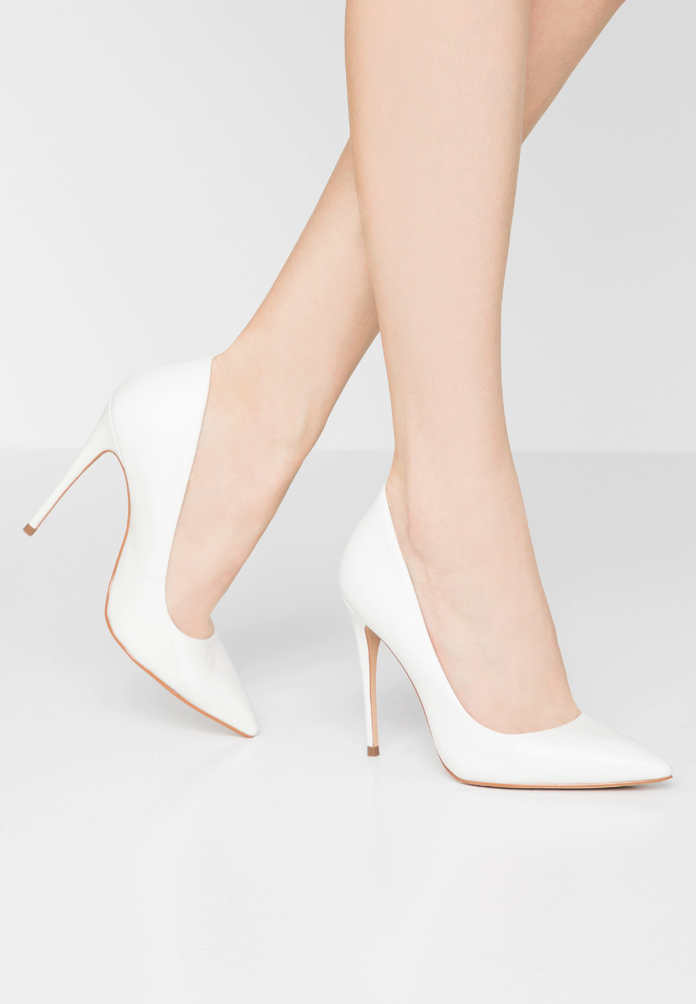 ALDO Wide Fit WIDE FIT Zapatos altos bright white