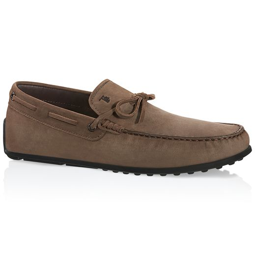 Moccasins in Nubuck Tod's hx04WFP8I5