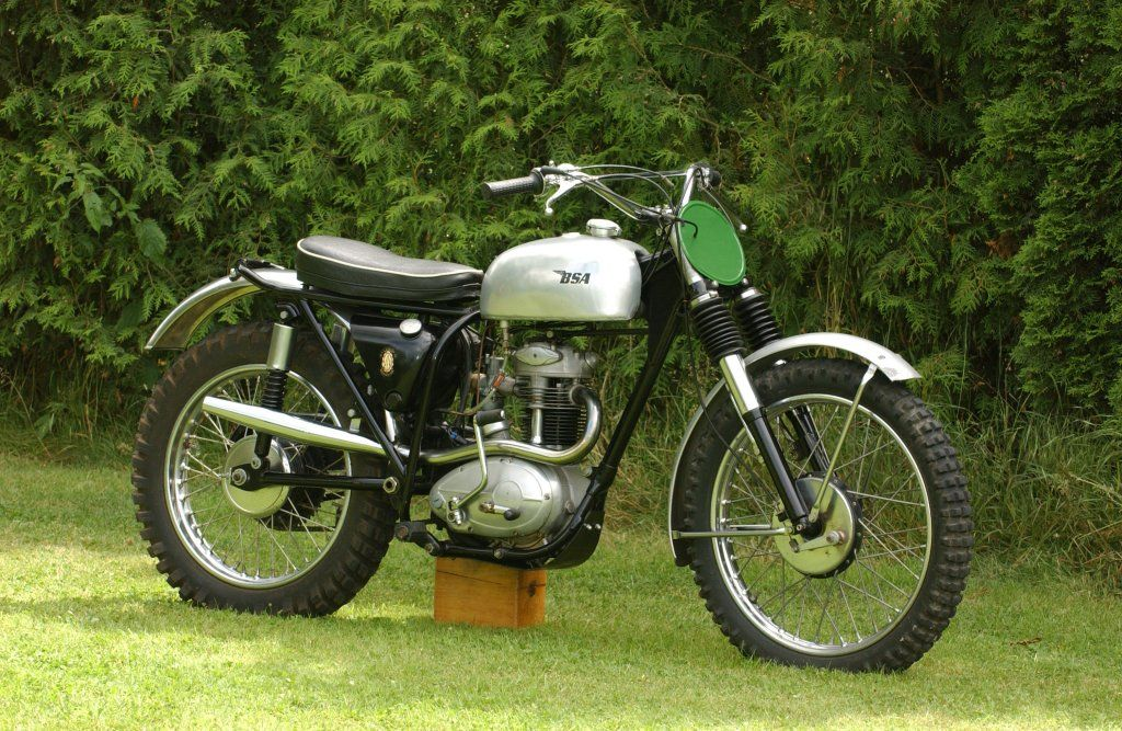 1959 Bsa 250 Classic Bikes Classic Motorcycles Bike Restoration