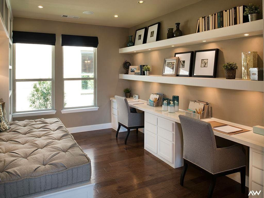 Love This For A Guest Room Guest Bedroom Office Guest Room Office Home Office Design