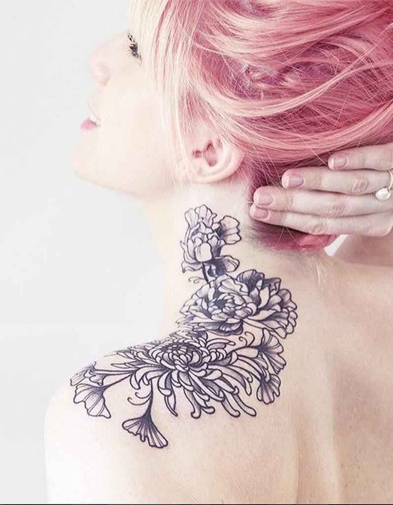 les 40 plus beaux tatouages de pinterest elle on the. Black Bedroom Furniture Sets. Home Design Ideas