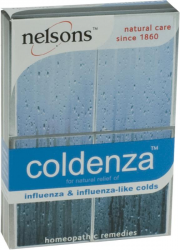 Nelsons Coldenza Cold Flu Homeopathic Remedy