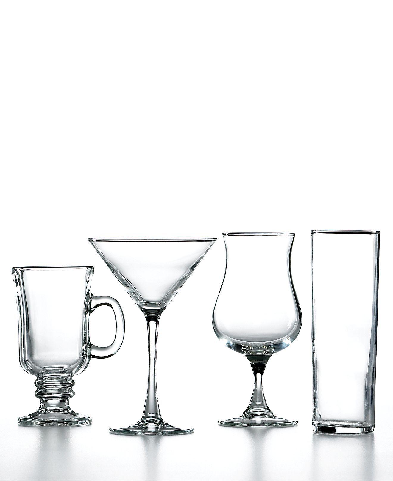 Martha Stewart Collection Glassware, Set of 4 Recipe