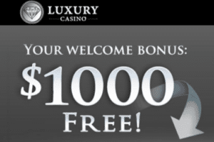 Luxury Casino Bonus Codes 2021