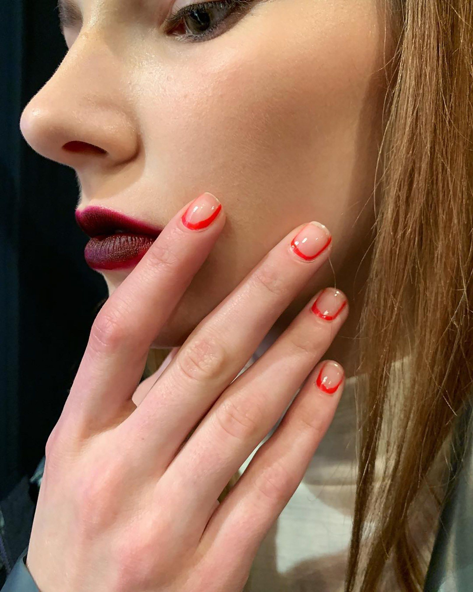 New York Fashion Week The 5 Beauty Trends That Stole the
