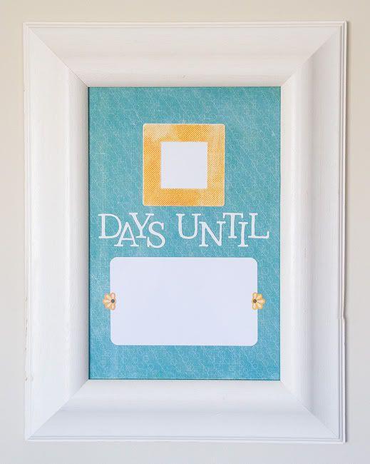 Pin by Alice Campbell on cricut Pinterest Countdown calendar