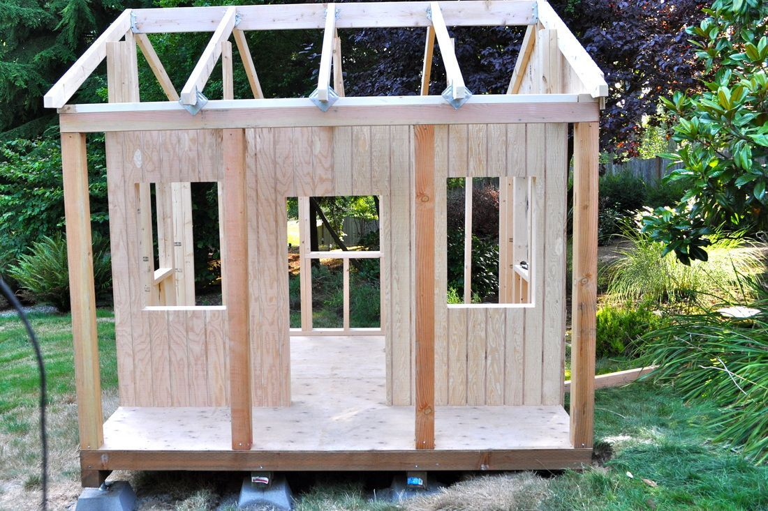 simple and cool kids play house - google search | how to build a