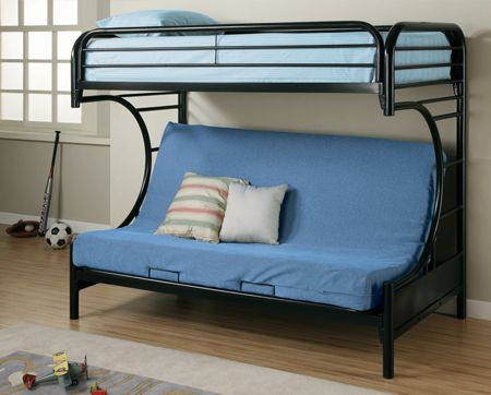 Twin Over Full Futon Bunk Bed My Kids Love Their Bunk Bed Find