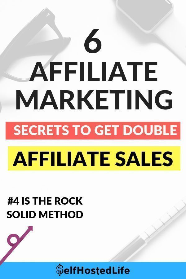 6 affiliate marketing tips to double your #Affiliate sales and Affiliate income. #AffiliateMarketing