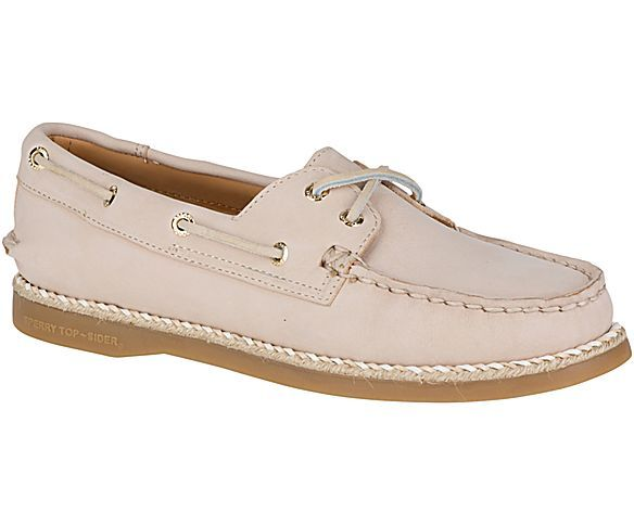 59ab889a07a Sperry Top-Sider Women s Authentic Original Braided Jute Boat Shoe Women s  Authentic Original Braided Jute Boat Shoe