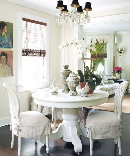 Inside A Tranquil East Hampton Cottage  Shabby Room And Coastal Brilliant Dining Room In German Design Inspiration