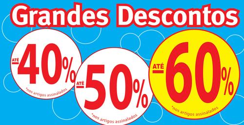 Promoções Espaço Casa - Descontos até 60%