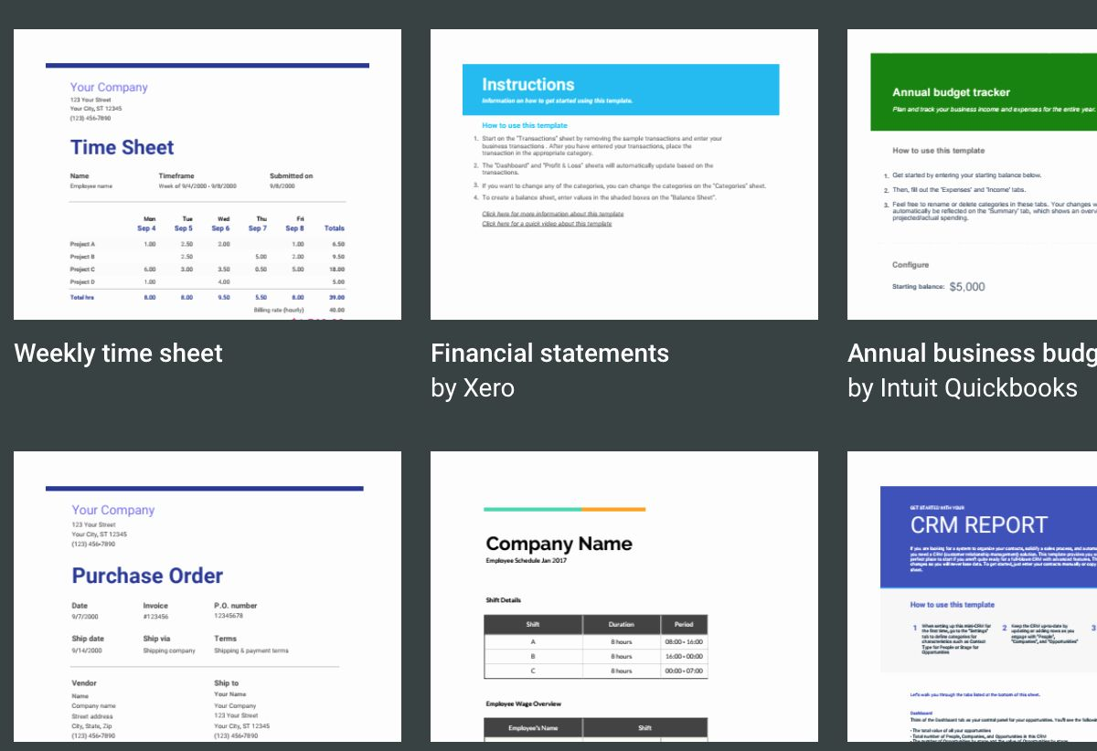 Small Business Budget Template Best Of 7 Free Small