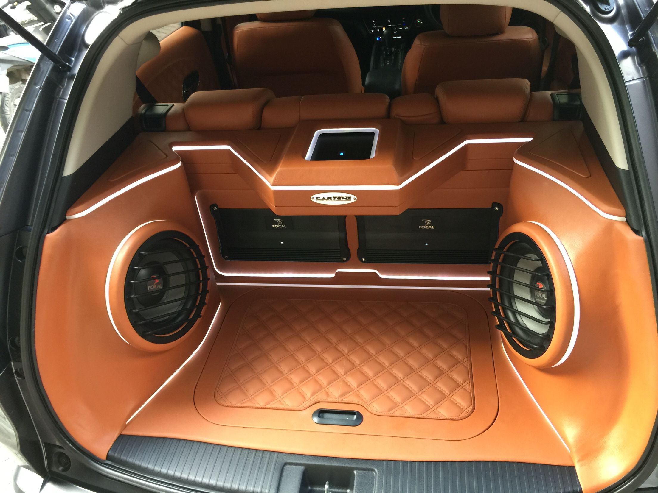 Customized car audio