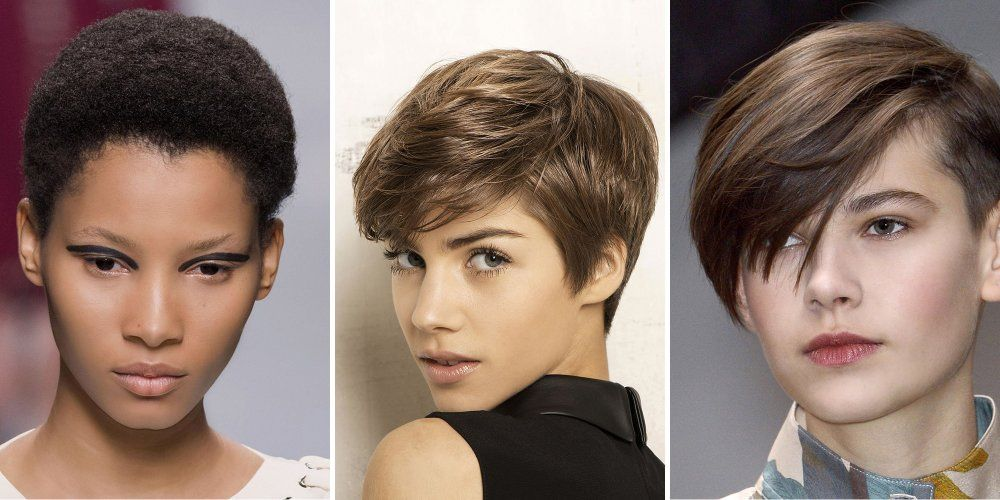Coupe cheveux court star