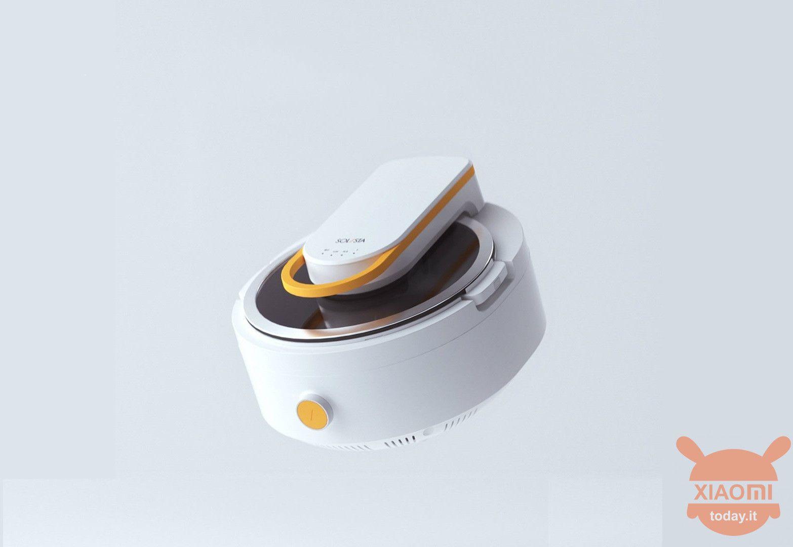 Xiaomi Solista Smart Cooking Machine, il nuovo robot da ...
