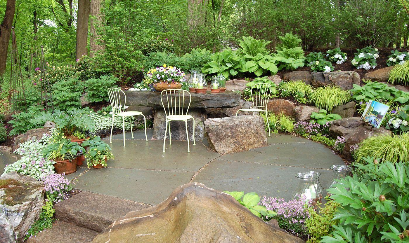 Small Garden Decoration Ideas Video How To Make A Rock Garden Video ...
