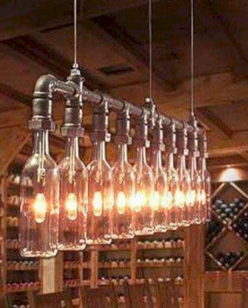 32 Crazy and Cool DIY Chandeliers to Beautify Your Space