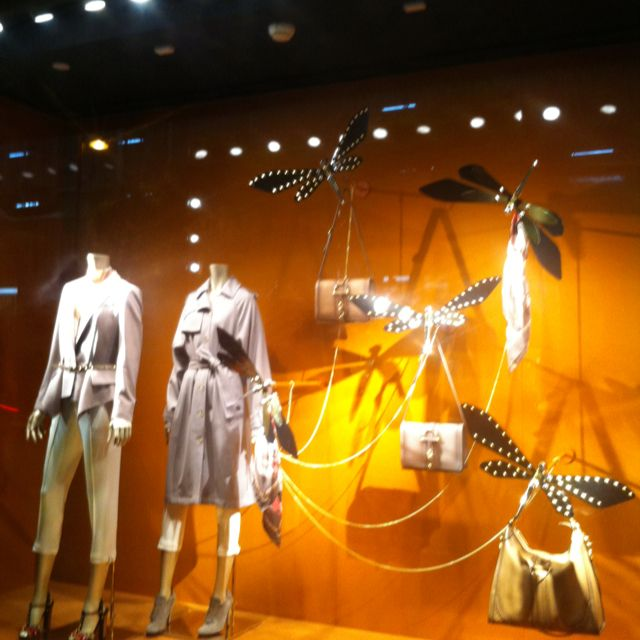 LK By Lincoln Keung: GUCCI Window Display -- Harbour City in Hong Kong