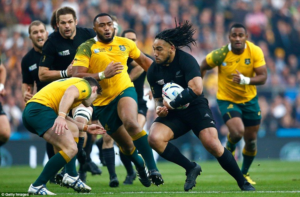 New Zealand 34-17 Australia: All Blacks claim third World ...