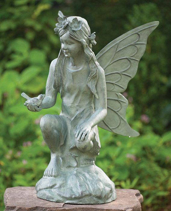 45 Best Fairy Statues Ideas, Fairy Garden Statues Canada