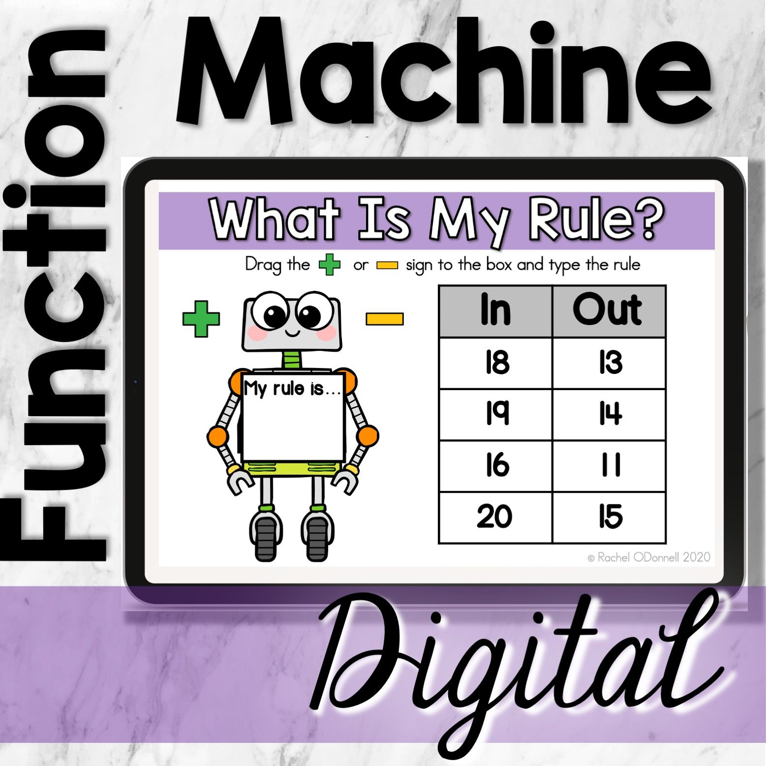 Digital Function Machine Input Output To 20 In