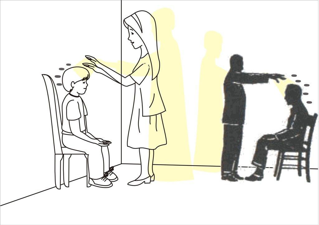 AULAS PARA EVANGELIZAÇÃO INFANTIL: Aula - Passe e água fluidificada