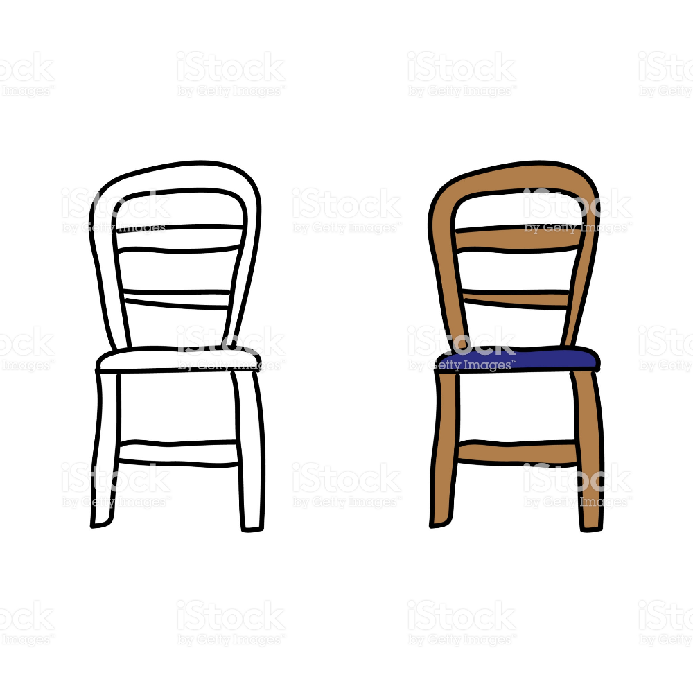 Cartoon Drawing Of A Chair Cartoon Drawings Free Vector Art Free Cartoons