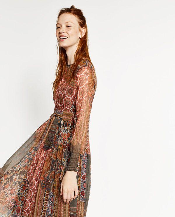 Vestidos de fiesta zara 2018