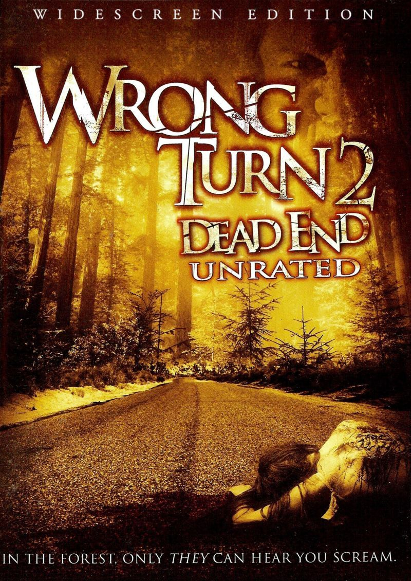Wrong Turn 2: Dead End (2007) - MovieMeter nl | Horror Movies in