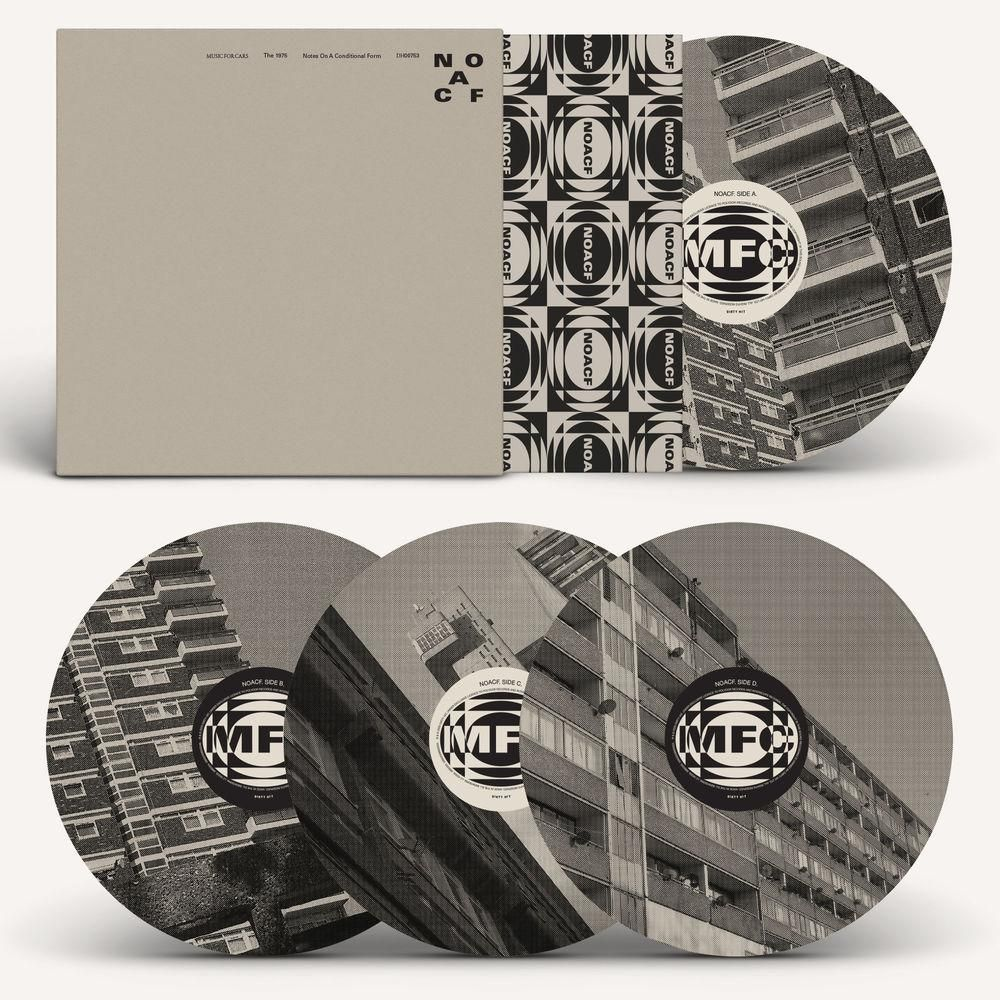 Notes On A Conditional Form 2lp Picture Disc The 1975 Official Store In 2020 Vinyl Disc The 1975